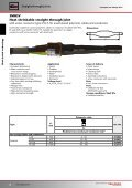 Catalogue Low voltage 2013 - Cellpack Electrical Products - Page 6