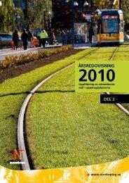 Årsredovisning 2010 - del 3 - Norrköpings kommun
