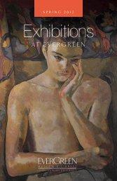 Download Exhibition Brochure (PDF) - Evergreen Museum - Johns ...