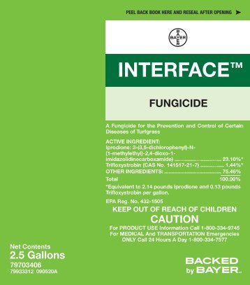 fungicide interface