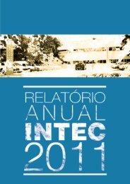Relatório Anual 2011 - INTEC - Tecpar