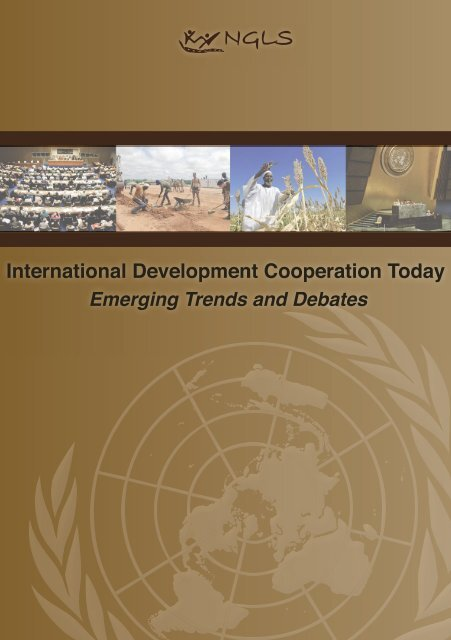 Emerging Trends and Debates - NGLS