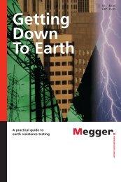 Getting Down To Earth - Surgetek