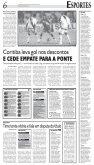 MOVIMENTO NA ESTRADA IMPASSE FECHA ... - Bem Paraná - Page 6