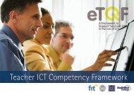 Teacher ICT Competency Framework - Ning