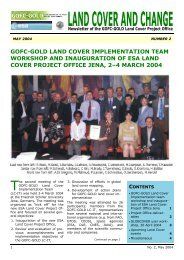 Newsletter 2 - GOFC-GOLD LC-IT Office