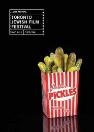 12:00 - Toronto Jewish Film Festival