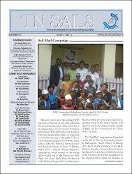 December 2011 - Tamil Nadu Sailing Association