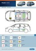 Ford Rettungsdatenblätter - Seite 5