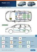 Ford Rettungsdatenblätter - Seite 6
