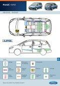 Ford Rettungsdatenblätter - Seite 7