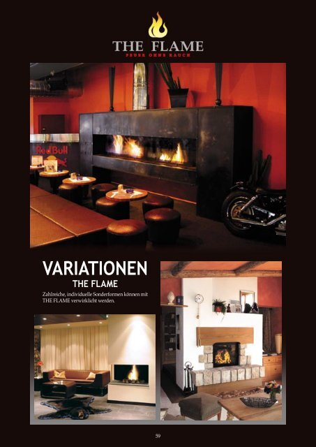 VARIATIONEN - The Flame