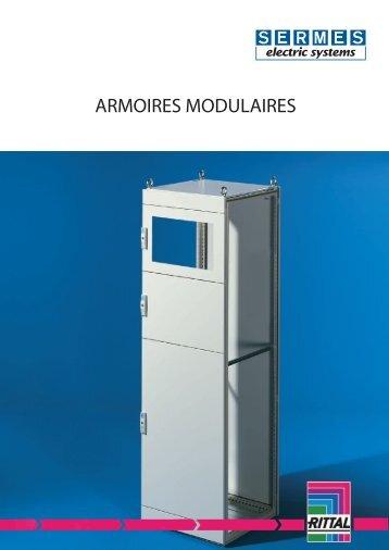 ARMOIRES MODULAIRES - Sermes