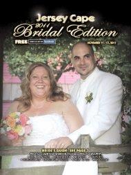 Bridal - Jersey Cape Magazine