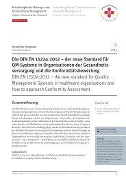 PDF 0,3 MB | 14 Seiten - CLINOTEL-Journal