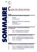 les établissements - Page 2