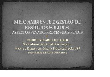 Pedro Ivo Gricoli Iokoi - ASEC