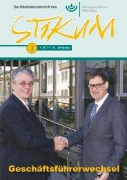 stikum 01/2012 - Stiftungsklinikum Mittelrhein Koblenz
