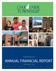 CAFR 2012 - Oak Park Township
