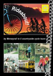 Rideabout - the TravelWise Merseyside website