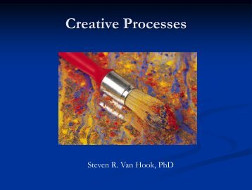 Creative Marketing Processes