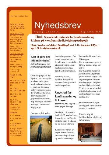 Nyhedsbrev september 13 - fyensstift.dk