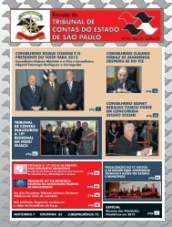 Revista do - Tribunal de Contas do Estado de São Paulo - Governo ...