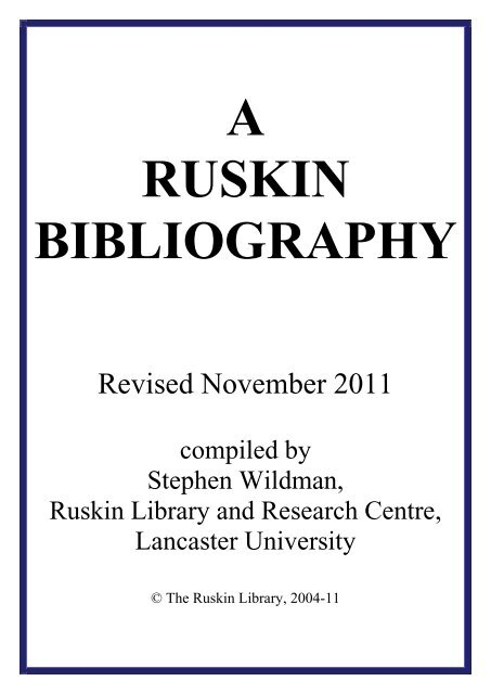 Abjadian, Amrollah, Ruskin and the School of - Lancaster University