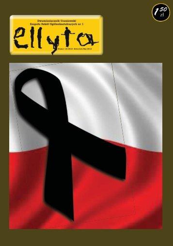 Wydanie 4 2009/2010 - ZSO nr 1