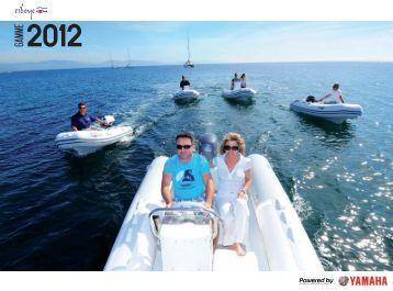 Ribeye gamme 2012 - Yamaha