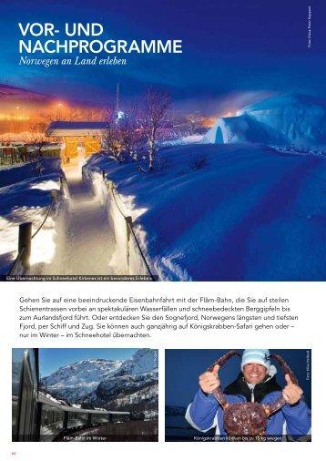 Norwegen an Land erleben