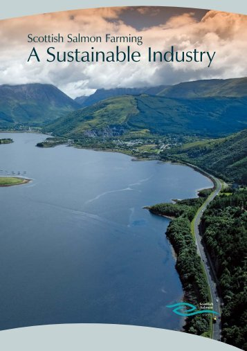 Scottish Salmon Farming - A Sustainable Industry