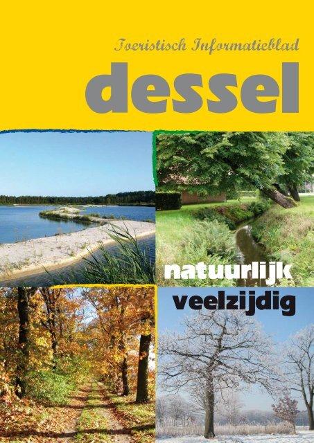 Toeristisch Informatieblad - Gemeente Dessel