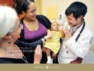 Interprofessional Learning - Vanderbilt School of Medicine ...