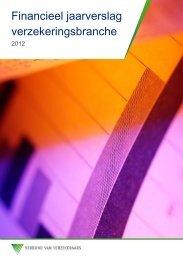 Financieel jaarverslag - Verbond van Verzekeraars