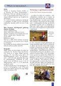 • Kammeratskab • Samarbejde med spejderne i Tunesien • Fredslys - Page 5