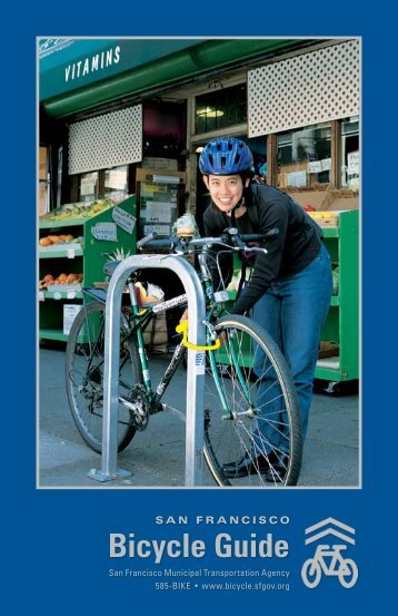 Bicycle Guide - San Francisco Bicycle Coalition