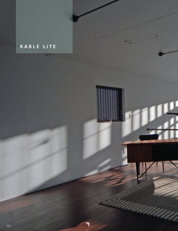 KABLE LITE - Tech Lighting
