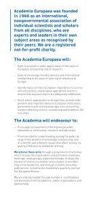 here - Academia Europaea - Page 2
