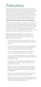 here - Academia Europaea - Page 6