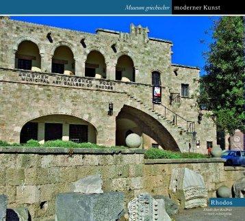 Museum griechischer moderner Kunst