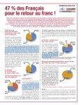 47 % des Français pour le retour au franc - Watine Taffin - Page 6