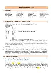 4 aprile 2013 - Benvenuti nel sito dei ragazzi della Scuola Media!