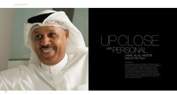 CEO interview in Durrah, December 2010 - BMI