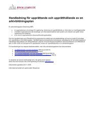 Finns endast som nätversion - Arkistolaitos