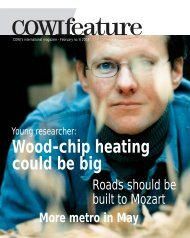 COWIfeature No 6 2003 UK - IT in Civil Engineering. Aalborg ...