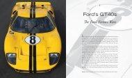 e Ford-Ferrari Wars - Basem Wasef