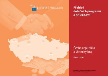 Česká republika a Ústecký kraj - Richard Falbr