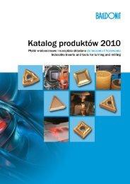 Katalog produktów 2010 - Artmet