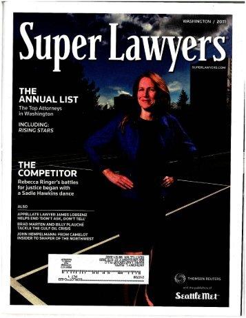 ANNUAL LIST - Rafel Law Group